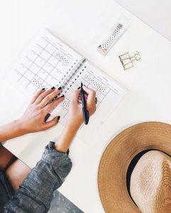 Habit Tracker Ideas for Self Care