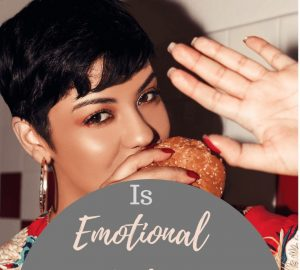 addressing emotional eating Am I emotional eating anxiety and emotional eating