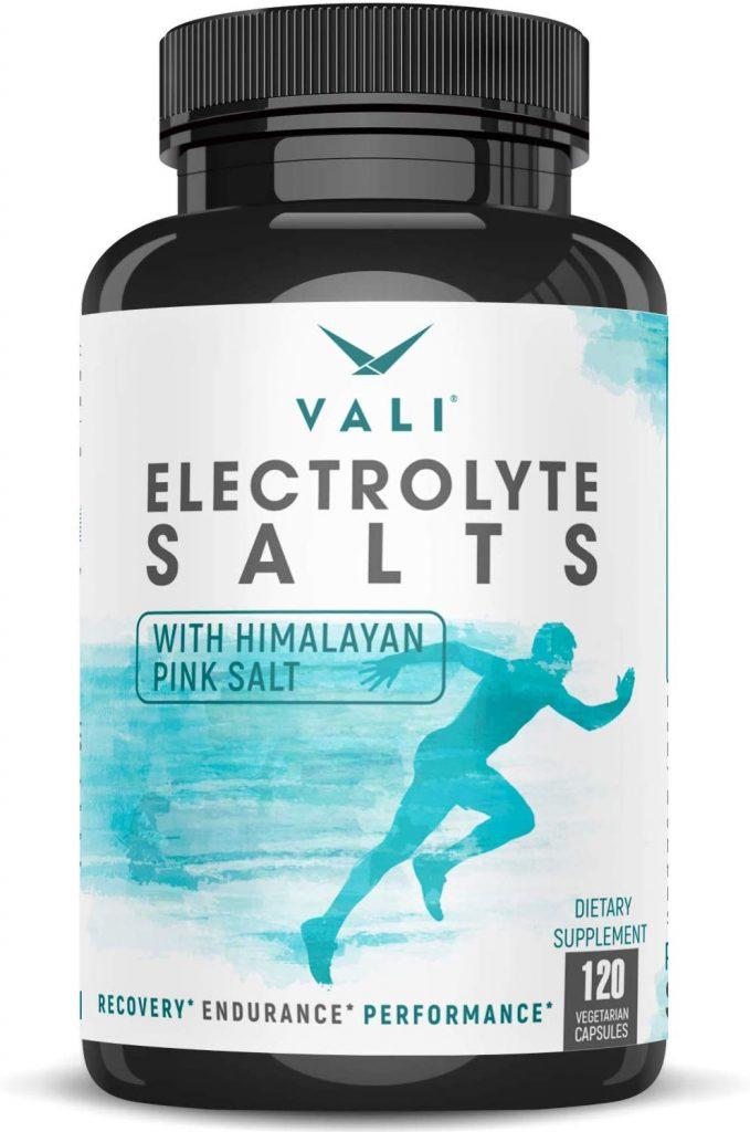 Electrolyte Salts Coronavirus