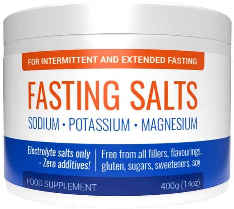 Fasting Salts coronavirus
